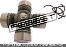 Universal Joint 29X49 For Toyota Land Cruiser 100 Hdj101 (1998-2007)