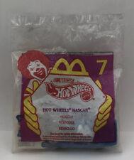 Hot Wheels 1:64 Scale 1998 McDonald's Hot Wheels Nascar #44