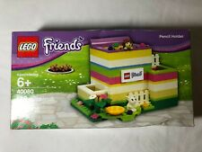 LEGO Friends – Pencil Holder 40080 - BNIB - Brand New and Perfect!!!