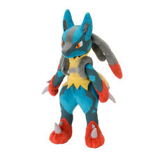 25cm Pokemon Plush Lucario Doll Soft Toy Christmas Kids Gift Stuffed Animal Doll