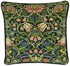 New William Morris Bell Flower Tapestry Panel Kit