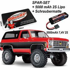 Crawler Traxxas Chevy Blazer Brushed 1 10 Automodello elettrica 4wd RTR (az5)