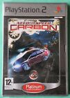 NEED FOR SPEED CARBON PS2 PLATINUM GAME brand new & SONY sealed UK PLAYSTATION 2