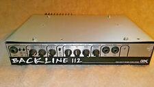 Gallien-Kruegar Backline 112 Bass Amp 100 Watts Pulled from a Backline 112 Combo