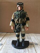 Gi Joe Custom Army Desert Soldier