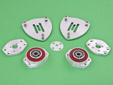 New Pair Left & Right   Front Kit Camber -1 ~ +3  & Caster ±0.50   Free Shipping