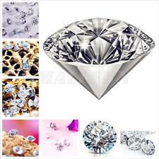 7200Pcs Mixed Wedding Table Crystals Scatter Decoration Diamond Acrylic Confetti
