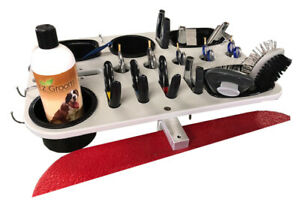 Resco Dog Grooming Tool Tray and Organizer
