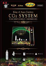 ST International FISH AQUARIUM CO2 SYSTEM Convenient Kit for Planted Aquariums