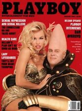 playboy august 1993 pamela anderson mens adult glamour magazine