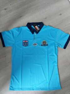 Classic NSW Rugby League Jersey Size Large