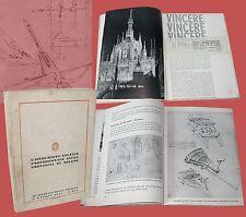 L'Istruzione Tecnico Professionale nella provincia di Milano 1941 Mussolini