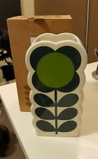 RARE - Orla Kiely Poppy Stem Vase - Brand New