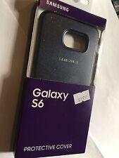 Samsung Galaxy S6 Protective Cover Pebble Blue EF-YG920BBEGWW Original Brand New
