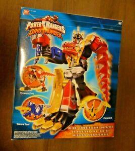 Megazord Dino Zord Dino Thunder Power Rangers OVP