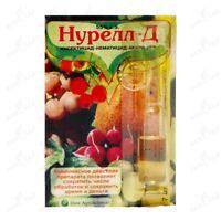 Insecticide Nematicide acaricide   Nurell-D 7ml / Fertilizer/