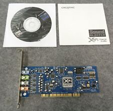 Multi PCI Creative Sound Blaster X-FI Xtreme Audio 7.1 70SB079002007