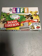 The Game Of Life DOGS Edition. 2011 Complete. Great Family Game