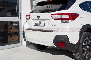 Protective Rear Cargo Panel/Step Panel For Subaru XV 2012-2020 GP GT SUV