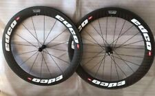 Edco Aerosport Gesero Light Tubular NOT Clincher 65mm Carbon Fiber Wheelset