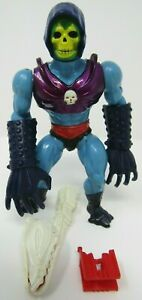 Vintage He-Man Masters of the Universe 1986 Terror Claws Skeletor