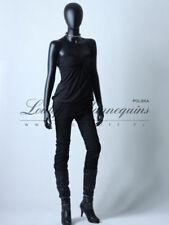 Loutoff Mannequin Femmes poupée Abstrait Noir Mat Mannequin amy02 NEUF