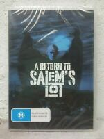 A Return to Salems Lot DVD 1987 Michael Moriarty Horror Movie - BRAND NEW ALL