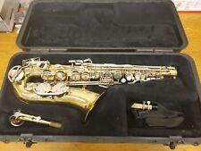 Selmer Bundy II Alto Saxophone with Hard Case