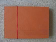 100 Karteikarten DIN A5 orange blanko ohne Linien 100 Karten für Karteikasten