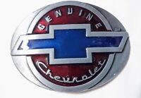 Classic Retro CHEVY logo Belt Buckle Collectible gift CHEVY RACING Beautiful