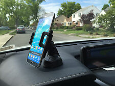 360 CAR Windshield DASHBOARD Mount Holder Stand for SAMSUNG GALAXY NOTE MEGA