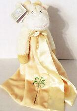 Yellow Giraffe Security Blanket Rattle Grasslands Road 441842 Bundle of Joy