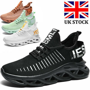 Men's Fashion Sneakers Walking Trainer Athletic Sports Running Tennis Shoes Gym