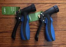 (Qty 2) OrbitMetal Pistol Garden Hose Water Nozzle NEW - FREE SHIPPING!