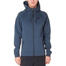 Nike Tech Fleece Brisaveloz Escuadrón Azul y Negro Talla XL (545277 460) BNWT
