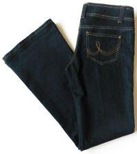 Women's Falmer Flared Jeans Size 10R Blue W29 L32 Flares Stretch Eur 36R