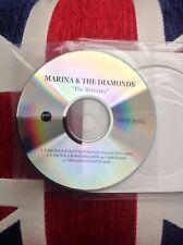 Marina And The Diamonds Promo Rare Remixes Mermaid Crown