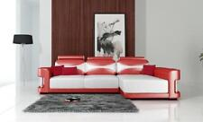 Corner Sofa Set Couch Pads Leather Interior Design Chaise Lounge Pointed