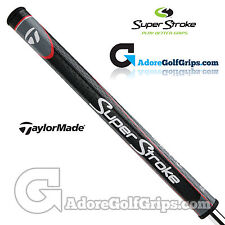 SuperStroke Taylormade Mid Slim 2.0 XL Plus Putter Grip - Black / Grey / Red