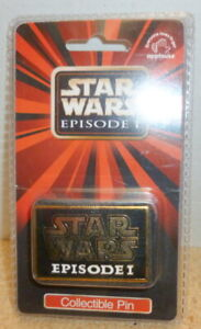 Star Wars Episode 1 Collectible Pin Badge - Applause - NEW