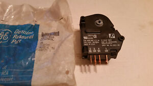 GE Refrigerator Defrost Timer Control WR9X468 NEW Genuine OEM