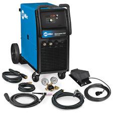 Miller Electric 907596 Tig Welder Syncrowave 210 Series 120 To 240v Ac 210
