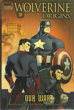 Wolverine Origins: Our War Vol. 4 by Daniel Way (2008, Hardcover)