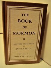 The Book of Mormon - Doubleday Edition by Doubleday Publishing (LDS, MORMON)