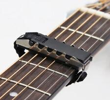Acoustic Guitars Ukulele Capo Gear Silver Black Guitar Capo Guitar Accesso