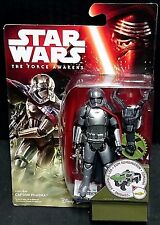 "Star Wars CAPTAIN PHASMA New! The Force Awakens 3.75"" Figure Gwendoline Christie"