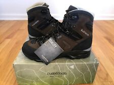 LOWA Catalan Camino LL Leather Hiking Trekking Boots Men's - Size 9.5 D(M)