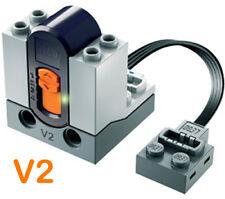 Lego Power Functions Receiver V2 - RARE!  (train,motor,remote,control,crane,car)