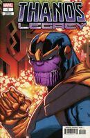 THANOS LEGACY #1  RON LIM VARIANT  Marvel Comics  2018 NM