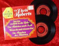 Doppelsingle Chris Roberts: Die großen Vier